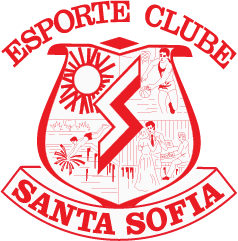 Home do Site Esporte Clube Santa Sofia